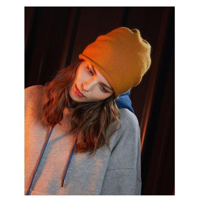 Damska zimowa czapka WC237 1