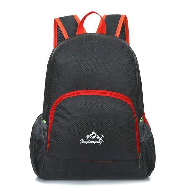 Outdoorový batoh na cesty - 3 barvy 1