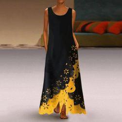 Ženska maksi haljina Leptonia