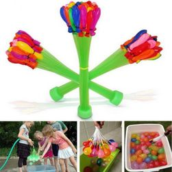 Kouzelné balonky na vodní hadici