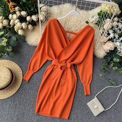 Ženska pletena haljina Sonia