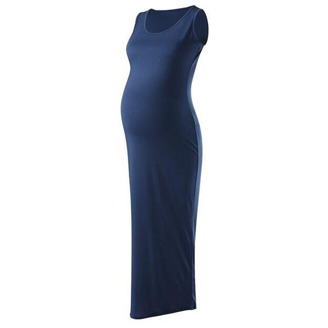 Haljina za trudnice Makeena 1