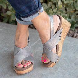 Bayan platformlu sandalet Gwendolyn
