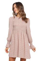Ženska haljina sa dugim rukavima EA_627624107493