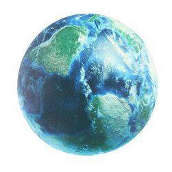 Naklejka ścienna 3D - różne planety