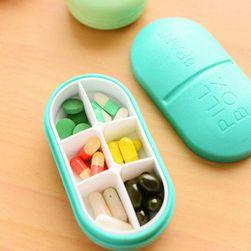 Cutie de medicamnte - 5 culori
