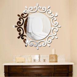 Nástěnné akrylové zrcadlo
