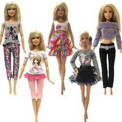 Set odeće za lutke - 5 komada