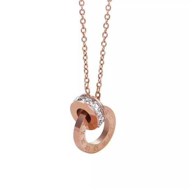 Dámský náhrdelník FV56 1