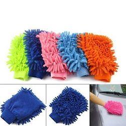 Rukavice z mikrovlákna na mytí aut