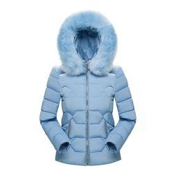 Dámská zimní bunda Gia - Nebeská Modrá-velikost č. 4