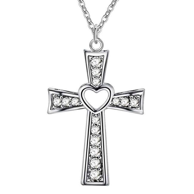 Dámský náhrdelník B08440 1