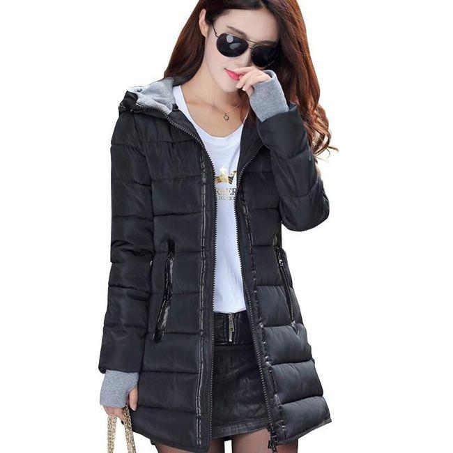 Dámský zimní kabátek Corette 1