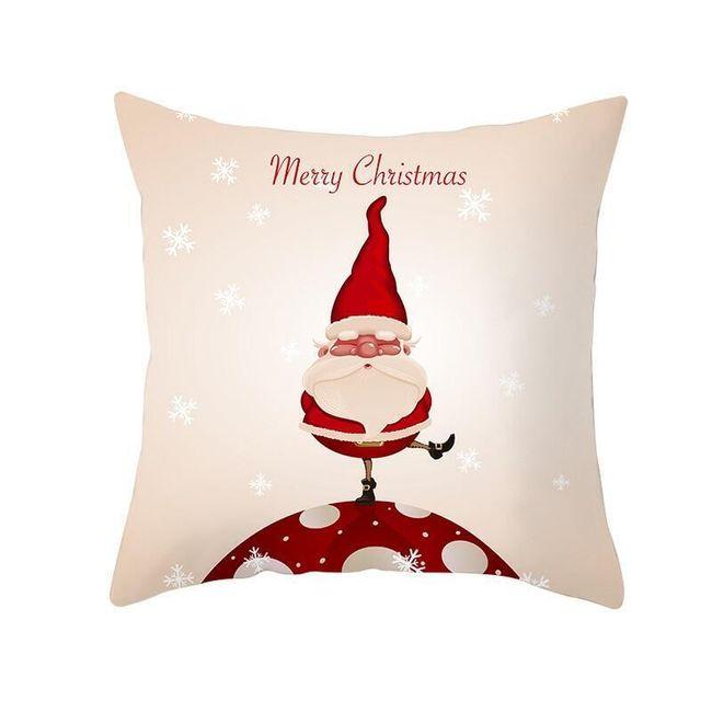 Bożonarodzeniowa poszewka na poduszkę GT4 1
