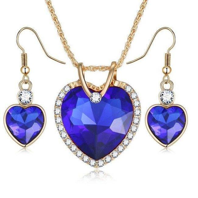 Komplet biżuterii TN1024 1