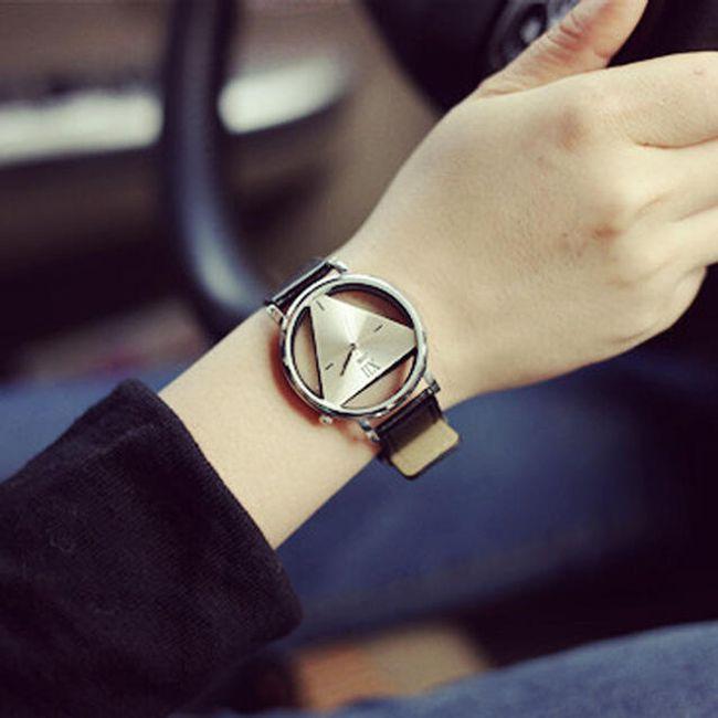 Designové dámské hodinky - 2 barvy 1