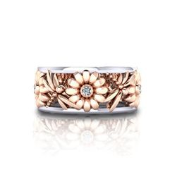 Ženski prsten Broke