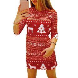 Świąteczna sukienka - 2 kolory