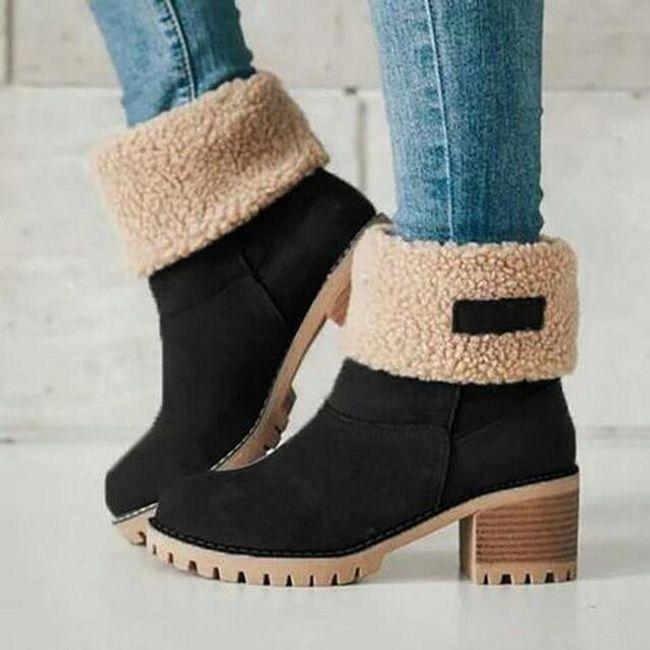 Дамски зимни обувки Raymonda 1