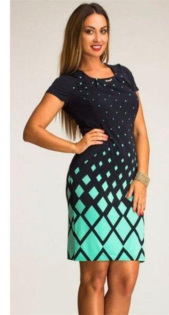 Damska sukienka Rylee 1