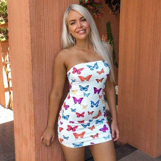 Dámské šaty Rawya 1