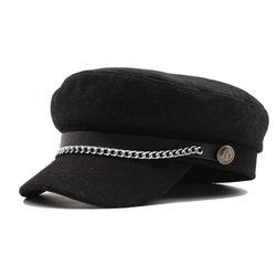 Ženska kapa beretka BR78