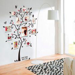 Rodinný strom na fotografie - samolepka