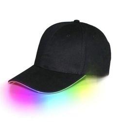 Unisex kačket sa LED svjetlom CHN51