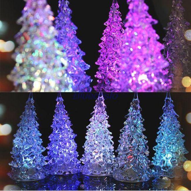 Božična dekoracija z LED osvetlitvijo 1
