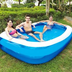 Inflatable pool for sand Lorna