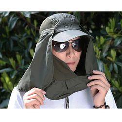 UV šiltovka s maskou