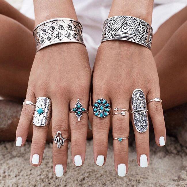 Komplet biżuterii AJ116 1