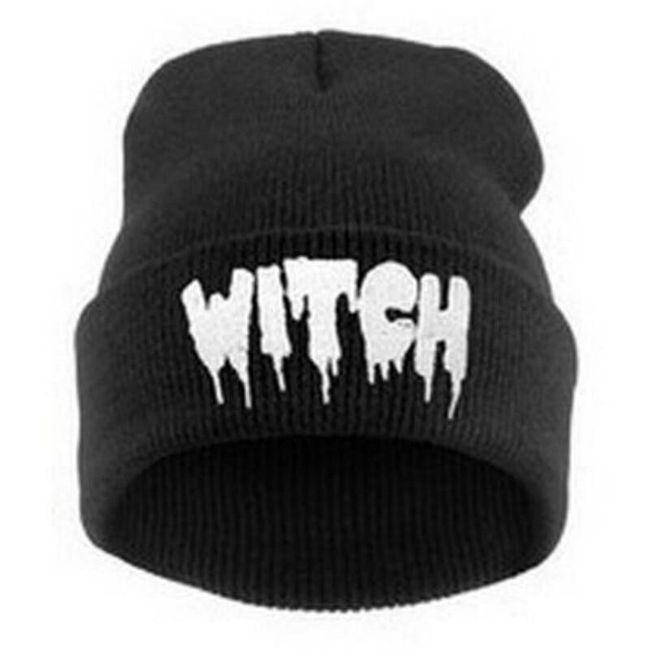 Bayan şapka Witch 1