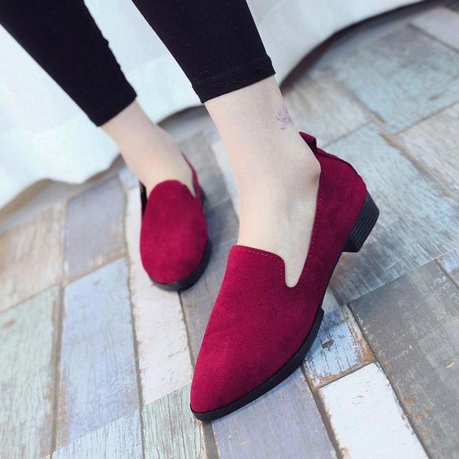 Bayan ayakkabı Minna 1