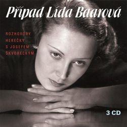 Lída Baarová, Josef Škvorecký - Případ Lída Baarová, CD PD_1005321