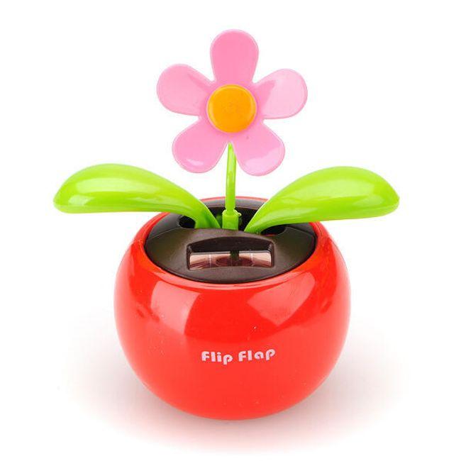 Tańczący kwiatek solarny Flip-Flap 1