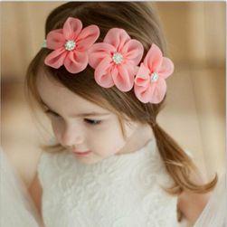 Traka za kosu za devojčice - više boja