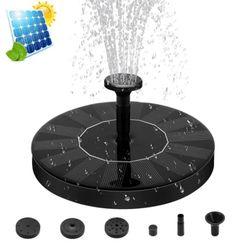 Solarna fontanna H7
