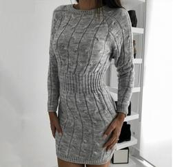 Bayan örme elbise Anne