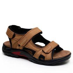 Pánské sandály PS47 Khaki - velikost 11