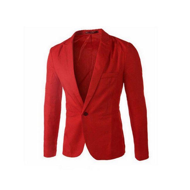 Pánské sako v mnoha barvách 1
