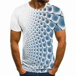 Мужская футболка с короткими рукавами PT578