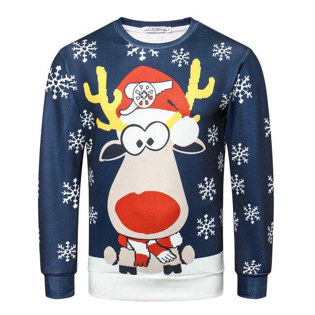 Vánoční svetr Cicely 1