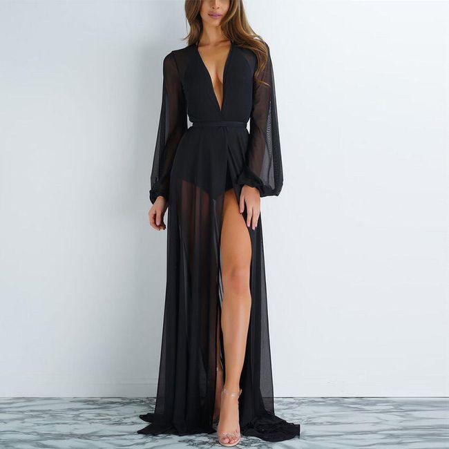 Plażowa sukienka BD4 1