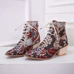 Dámské kotníkové boty Lillie velikost 40