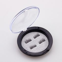 Magnetne veštačke trepavice u kutijici - 1 par
