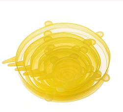Set silikonových krytů SSK789 - Žlutá