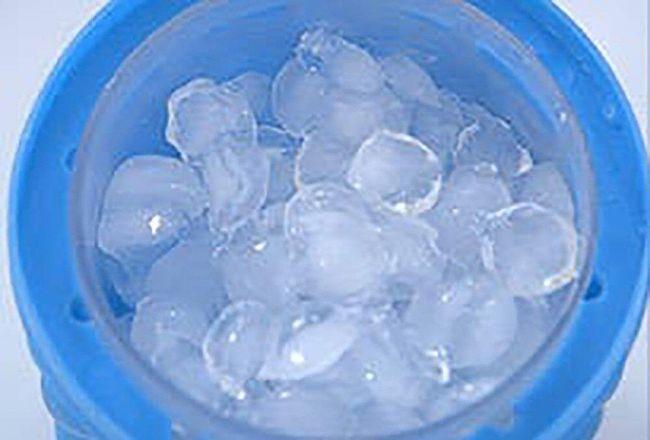 domácí souprava na výrobu ledu připojte odtok vany