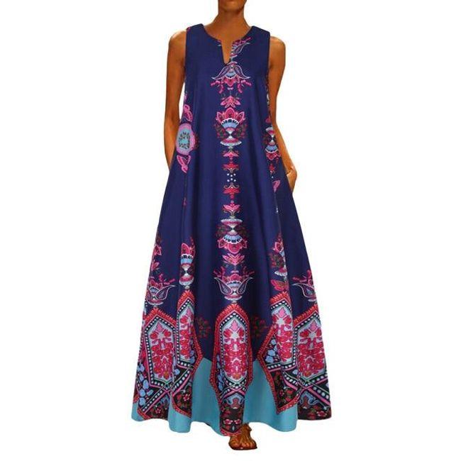 Damskie sukienki maxi Resora 1