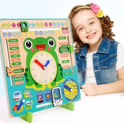 Drvena edukativna igračka Embalo